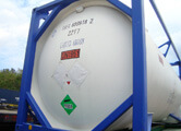 ISO Tank Leasing & Products Transporting